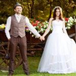 Как быстро организовать красивую свадьбу?