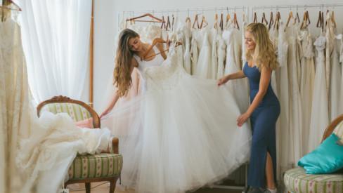 Типичные ошибки невест при выборе свадебного платья