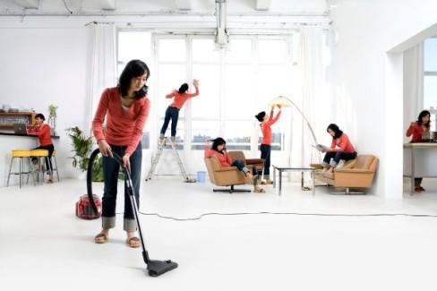 Как быстро убрать квартиру к Новому году?