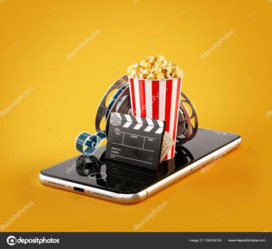 Просмотр фильмов и видео