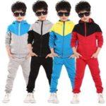Как выбрать спортивный костюм для мальчика?