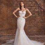 Свадебные платья русалка — великолепный образ