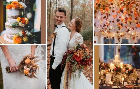 Стоит ли организовывать свадьбу осенью?